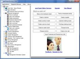 PeerTranet Business 2010 Free Edition screenshot