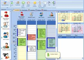 Sports and Fitness Manager for Workgroup screenshot