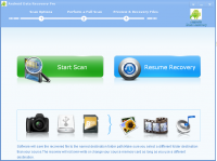 Android Data Recovery Pro screenshot