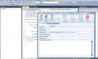 Speak Logic Information Analysis for Visual Studio V2012 screenshot