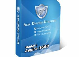 Acer ASPIRE 3680 Drivers Utility screenshot