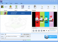 Lionsea Video Converter Ultimate screenshot