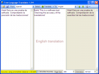 Free Language Translator screenshot