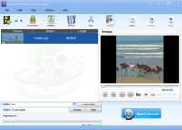 Lionsea MP4 To MOV Converter Ultimate screenshot