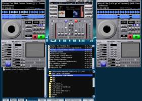 djDecks screenshot