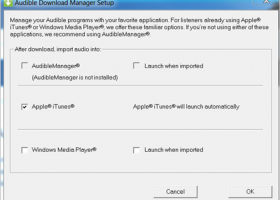Audible Download Manager screenshot