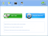 Wise Deleted Files Recovery Software screenshot