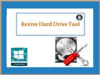 Revive Hard Drive Tool screenshot