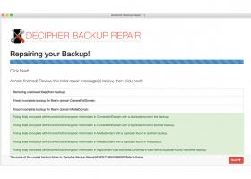 Decipher Backup Repair Keygen Generator