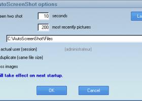 ������ ������ ����� AutoScreenShot