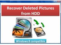 Recover Deleted Pictures from HDD screenshot