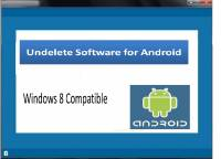Undelete Software for Android screenshot