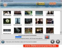 Digital Pictures Recovery Software screenshot