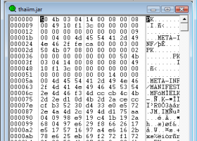 Funduc Software Hex Editor 64-bit screenshot
