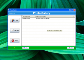 SSuite Photo Gallery Portable screenshot
