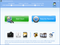 SD Card Recovery Pro screenshot