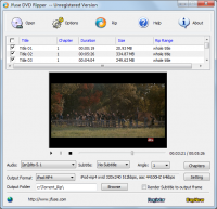 Jfuse DVD Ripper screenshot