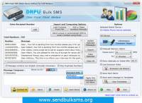 Modem Bulk SMS Software screenshot