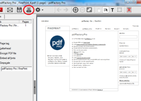 pdfFactory (x64 bit) screenshot