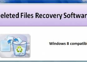 Deleted Files Recovery Utility screenshot