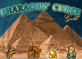 Pharaohs Curse Gold for Windows screenshot