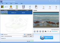 Lionsea Video File Converter Ultimate screenshot