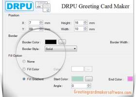 Greeting Card Maker Software screenshot