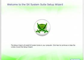 SX System Suite screenshot