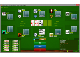 PokerTH Portable screenshot