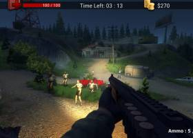 Zombie Apocalypse screenshot