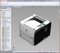 SimLab DWF Exporter for SolidWorks x64 screenshot