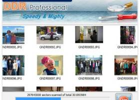 Data Recovery Download screenshot
