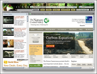ECO Green Nature Theme for Firefox screenshot