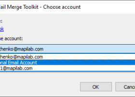 Mail Merge Toolkit for Windows 7 - Improve mail merging in Microsoft