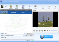 Lionsea MP4 To MPEG Converter Ultimate screenshot