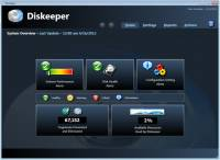 Diskeeper Home screenshot