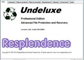 Undeluxe Professional screenshot
