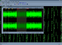 Wavosaur audio editor screenshot