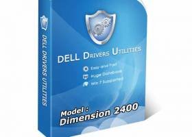 DELL DIMENSION 2400 Drivers Utility screenshot