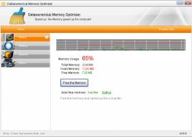 Dataownerclub Memory Optimizer screenshot