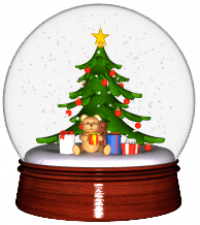 Snow Globe 3D screenshot