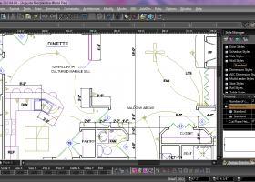 TurboCAD Pro screenshot