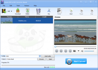 Lionsea WMV To MOV Converter Ultimate screenshot