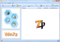 Win7z screenshot