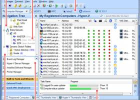 SmartCode VNC Manager screenshot