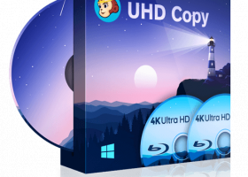 DVDFab UHD Copy screenshot