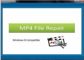 Repair MP4 File screenshot