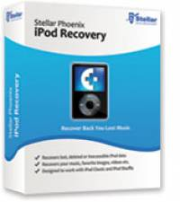 iPod Data Recovery Software screenshot
