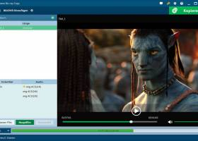 Leawo Blu ray Copy screenshot