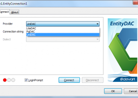 EntityDAC Express screenshot